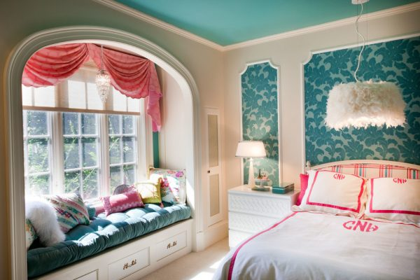 bedroom decorating ideas and designs Remodels Photos InDesign Lori Ludwick Alexandria Virginia United States traditional-kids