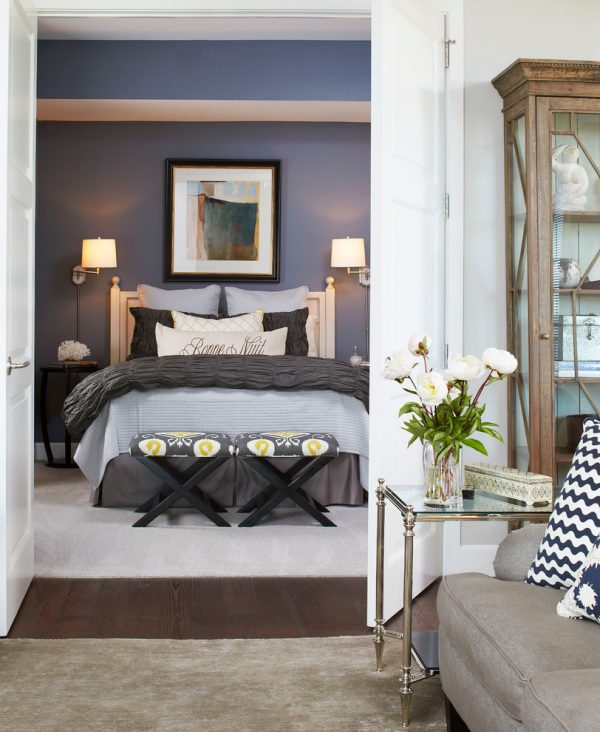 bedroom decorating ideas and designs Remodels Photos Insidesign Peachtree Corners Georgia United States contemporary-bedroom