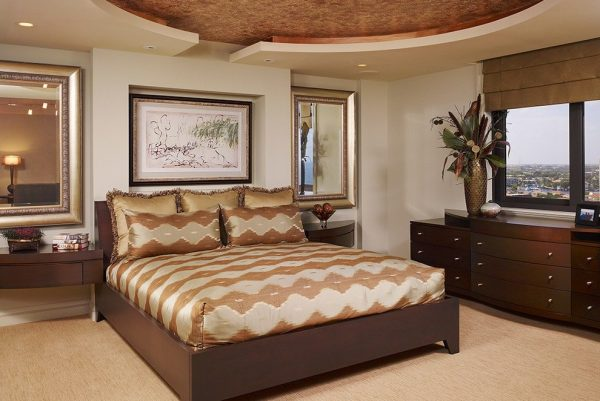 bedroom decorating ideas and designs Remodels Photos Integrative Designs Inc. Boca Raton Florida United States transitional-bedroom