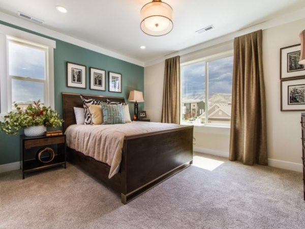 bedroom decorating ideas and designs Remodels Photos Interior Concepts Design House Orem Utah United States transitional-bedroom-012
