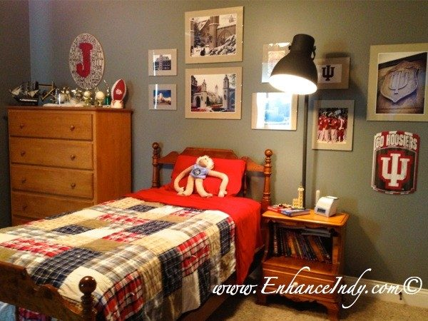 bedroom decorating ideas and designs Remodels Photos Interior Enhancements of Indianapolis Indianapolis Indiana traditional-kids-001