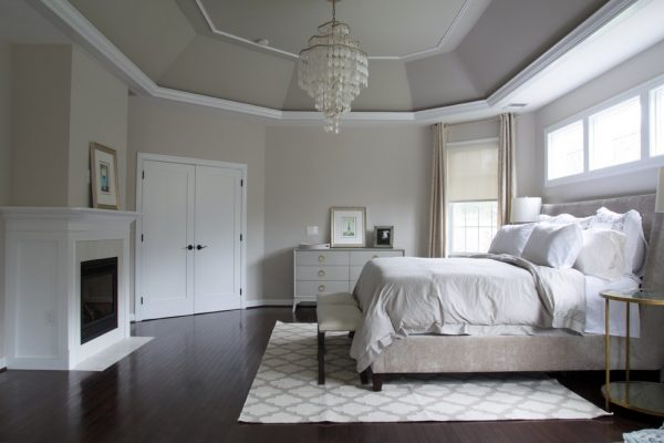 bedroom decorating ideas and designs Remodels Photos Interior Style by Marisa Moore South Riding Virginia United States transitional-bedroom