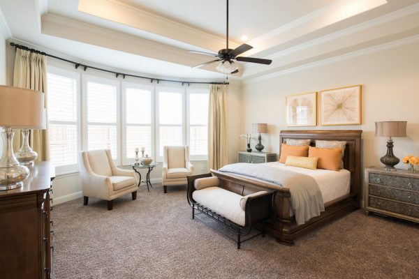 bedroom decorating ideas and designs Remodels Photos Interiors by Kathy Rollins, LLC McKinney Texas United States traditional-bedroom-001