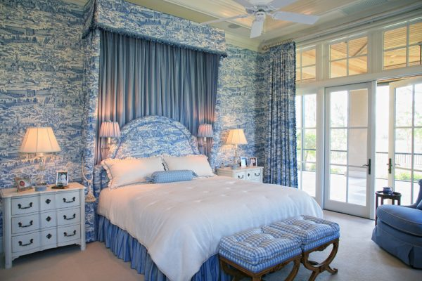 bedroom decorating ideas and designs Remodels Photos JMA INTERIOR DESIGN Jupiter Florida United States traditional-bedroom-001