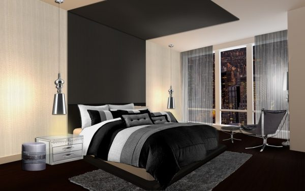 bedroom decorating ideas and designs Remodels Photos JSE Interior Design Brooklyn New York United States contemporary-rendering-001
