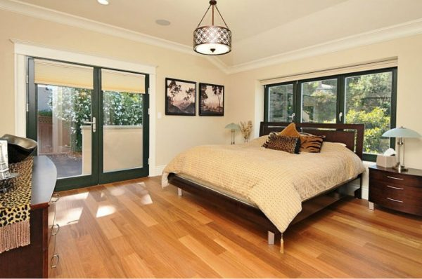 bedroom decorating ideas and designs Remodels Photos Jennifer A. Emmer Feng Shui Style San Jose Californi United States contemporary-bedroom-003