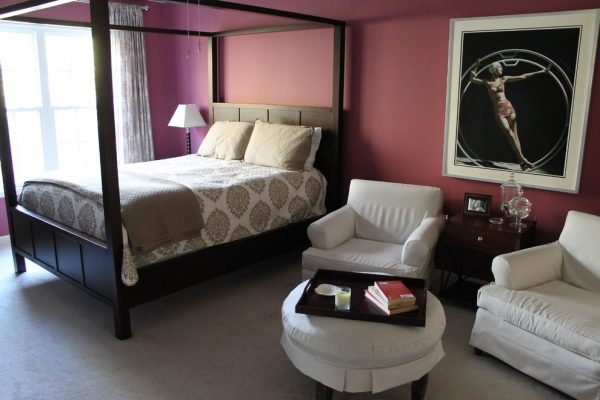 bedroom decorating ideas and designs Remodels Photos Jessica Dauray Interiors Elements Of Style Greensboro Carolina eclectic-bedroom-003