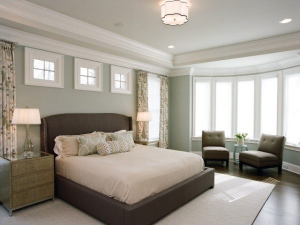 bedroom decorating ideas and designs Remodels Photos Jessica Dauray Interiors Elements Of Style Greensboro Carolina eclectic-bedroom