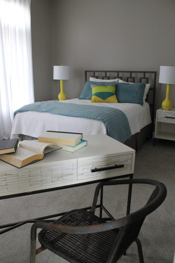 bedroom decorating ideas and designs Remodels Photos Jessica Dauray Interiors Elements Of Style Greensboro Carolina transitional-bedroom