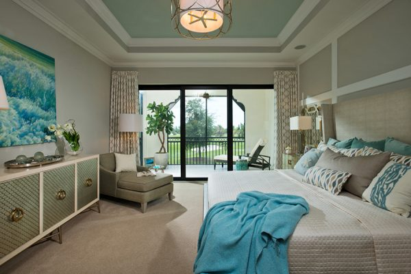 bedroom decorating ideas and designs Remodels Photos Jinx McDonald Interior Designs Naples Florida United States transitional-bedroom-007