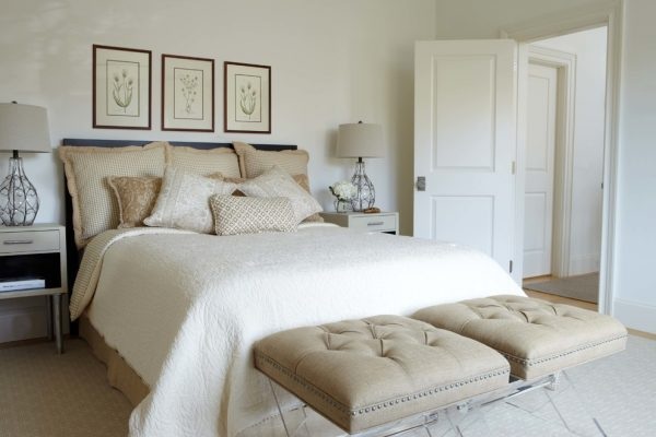 bedroom decorating ideas and designs Remodels Photos Jody Sokol Design Northport New York United States beach-style-bedroom