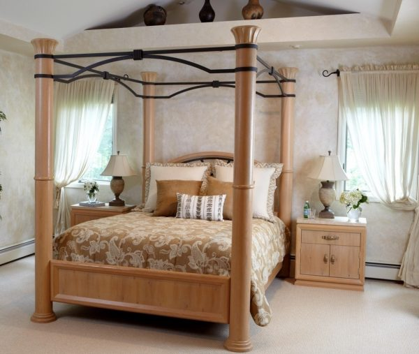 bedroom decorating ideas and designs Remodels Photos Jody Sokol Design Northport New York United States home-design