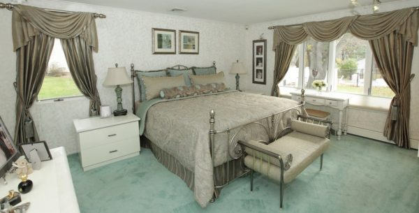 bedroom decorating ideas and designs Remodels Photos Jody Sokol Design Northport New York United States traditional-bedroom