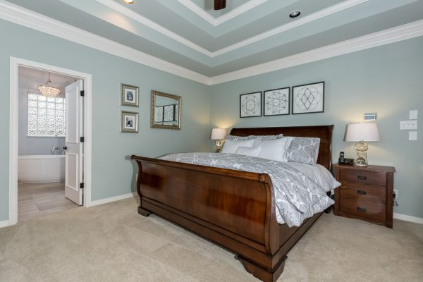 bedroom decorating ideas and designs Remodels Photos Just the Thing Decorating, Staging, and Windows Southlake transitional-bedroom