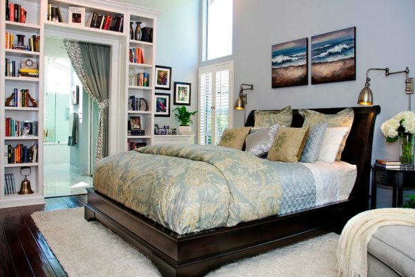 bedroom decorating ideas and designs Remodels Photos KK Design Koncepts Laguna Niguel California United States traditional-bedroom