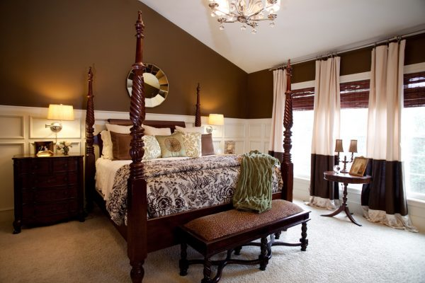 bedroom decorating ideas and designs Remodels Photos Karen Spiritoso Home Designs By Karen Union Kentucky United States traditional-bedroom-001