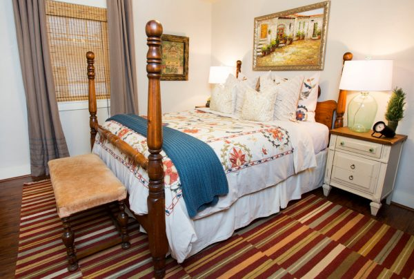 bedroom decorating ideas and designs Remodels Photos Kathryn J. LeMaster Art & Design Little Rock Arkansas United States traditional-bedroom-002