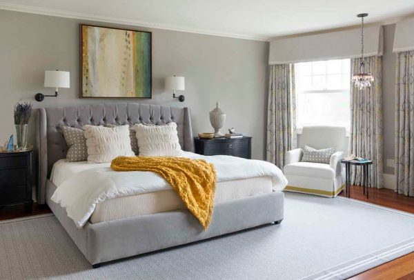 bedroom decorating ideas and designs Remodels Photos Kelly Rogers Interiors Newton Massachusetts United States traditional-bedroom