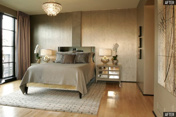 bedroom decorating ideas and designs Remodels Photos Kimberlee Jaynes Portland Oregon United States contemporary-bedroom-002