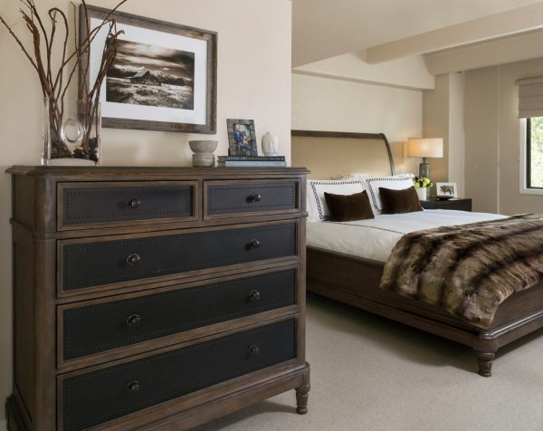 bedroom decorating ideas and designs Remodels Photos LKW Design Associates Edwards Colorado United States transitional-bedroom-001