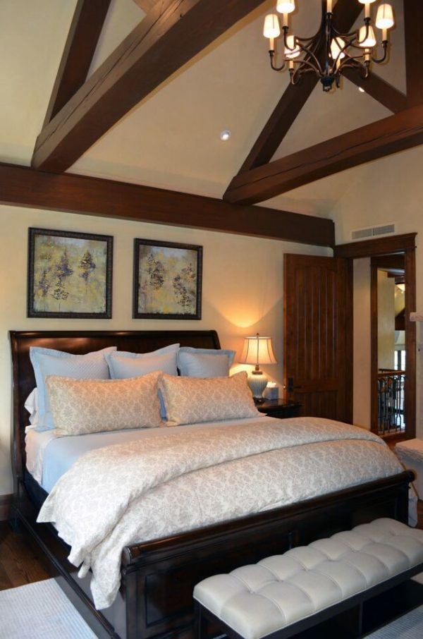 bedroom decorating ideas and designs Remodels Photos LKW Design Associates Edwards Colorado United States transitional-bedroom-003