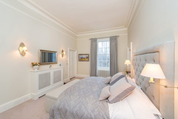 bedroom decorating ideas and designs Remodels Photos Lally Walford Interiors Haddington Scotland United States eclectic-bedroom