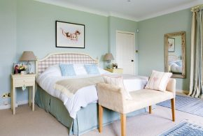 Bedroom Decorating and Designs by Lally Walford Interiors - Haddington, Scotland, United States