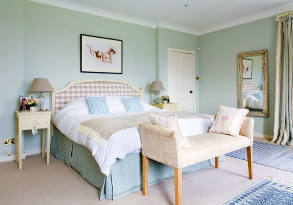 bedroom decorating ideas and designs Remodels Photos Lally Walford Interiors Haddington Scotland United States rustic-bedroom