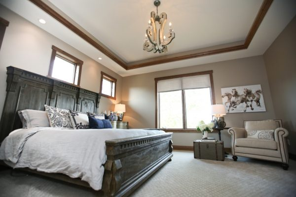 bedroom decorating ideas and designs Remodels Photos Laura Potter Designs St. Louis Park Minnesota United States home-design