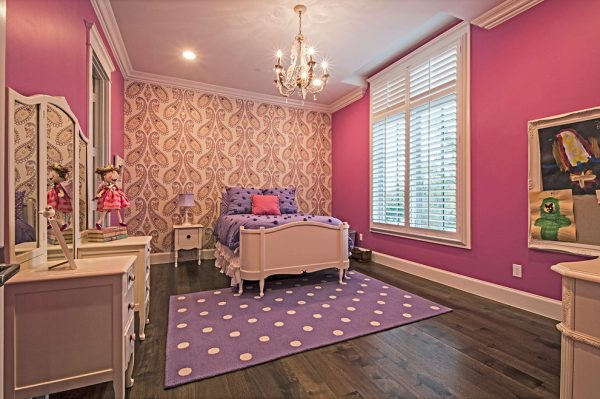 bedroom decorating ideas and designs Remodels Photos Le Belle Maison Interiors Inc. Dallas Texas United States transitional-bedroom-001