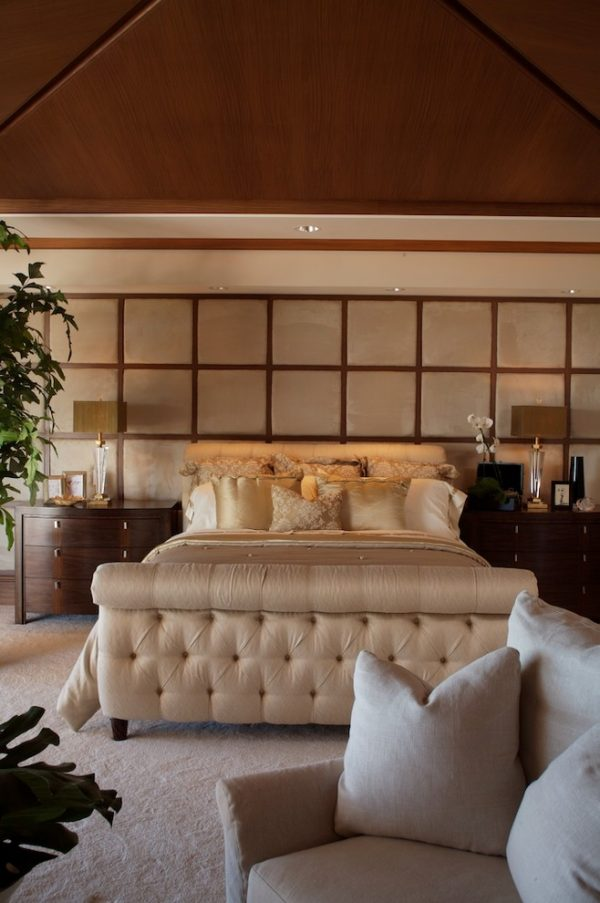 bedroom decorating ideas and designs Remodels Photos Little Palm Design Group Naples Florida United States contemporary-bedroom