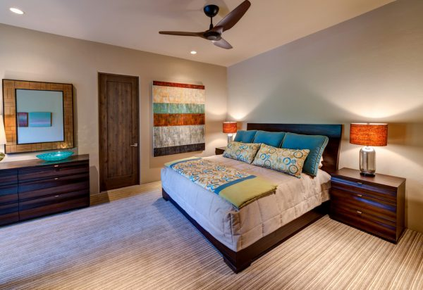 bedroom decorating ideas and designs Remodels Photos Liz Ryan Design Tucson Tucson United States modern-bedroom-001