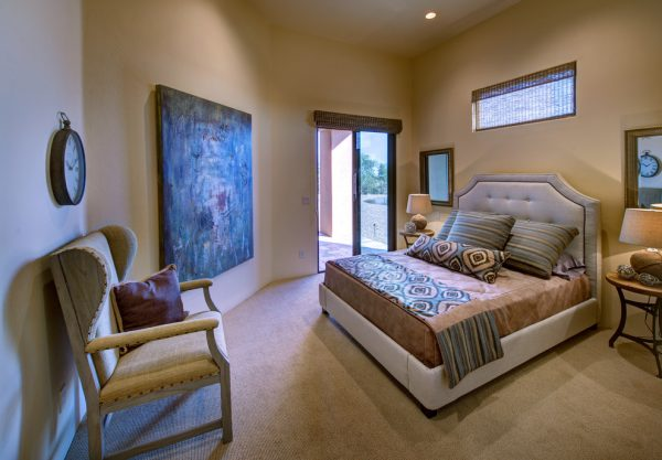 bedroom decorating ideas and designs Remodels Photos Liz Ryan Design Tucson Tucson United States transitional-bedroom-003