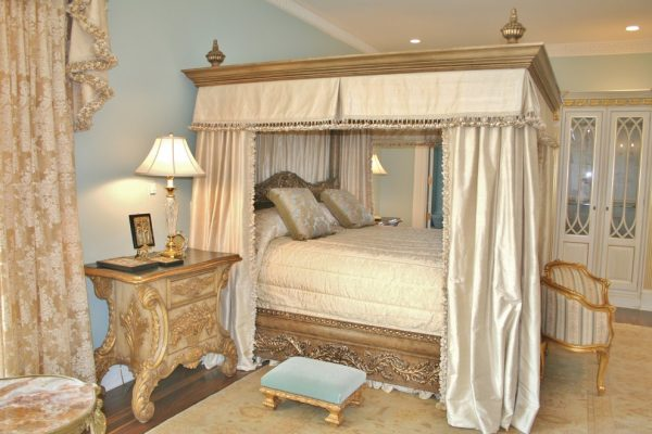 bedroom decorating ideas and designs Remodels Photos LoisMoore Periwinkles Springfield Illinois United States home-design-022