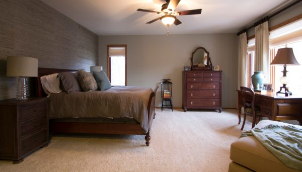 bedroom decorating ideas and designs Remodels Photos Lori Wiles Design Cedar Rapids Iowa United States transitional-bedroom