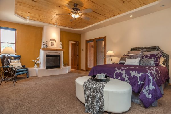 bedroom decorating ideas and designs Remodels Photos MAP Consultants, LLC Albuquerque New Mexico United States southwestern-bedroom-004