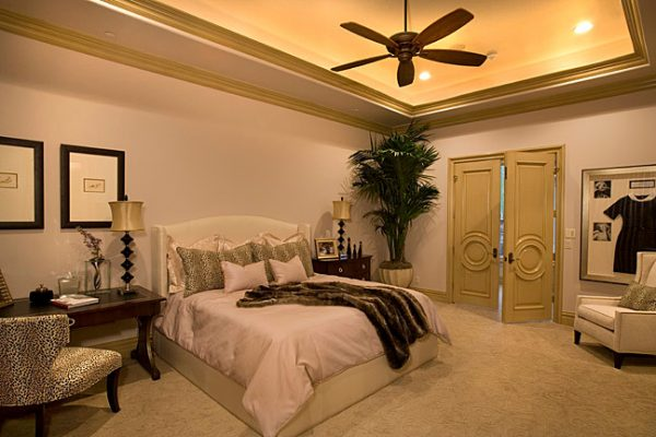 bedroom decorating ideas and designs Remodels Photos Macaluso Designs, Inc. Las Vega Nevada United States mediterranean-bedroom-001