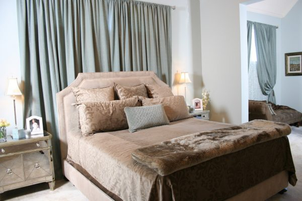 bedroom decorating ideas and designs Remodels Photos Marker Girl Home Houston Texas United States contemporary-bedroom