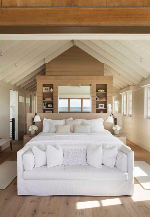 bedroom decorating ideas and designs Remodels Photos Martha's Vineyard Interior Design Massachusetts United States beach-style