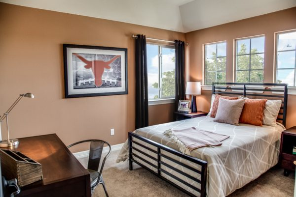 bedroom decorating ideas and designs Remodels Photos Michelle Thomas Design Austin Texas United States transitional-bedroom-001