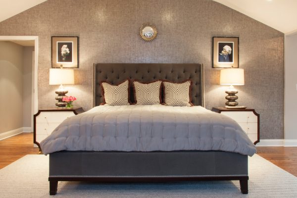 bedroom decorating ideas and designs Remodels Photos Mimi & Hill interiors Westfield New Jersey United States transitional-bedroom-001
