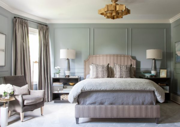 bedroom decorating ideas and designs Remodels Photos Mimi & Hill interiors Westfield New Jersey United States transitional-bedroom-002