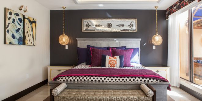bedroom decorating ideas and designs Remodels Photos Mint Decor Inc. Miami Florida United States contemporary-bedroom-003