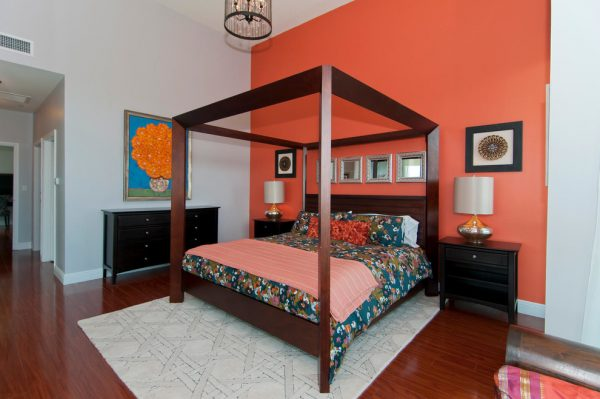 bedroom decorating ideas and designs Remodels Photos Mint Decor Inc. Miami Florida United States eclectic-004