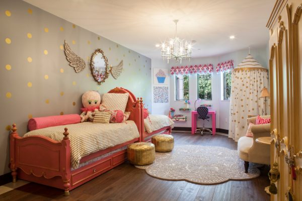 bedroom decorating ideas and designs Remodels Photos Mint Decor Inc. Miami Florida United States eclectic-kids