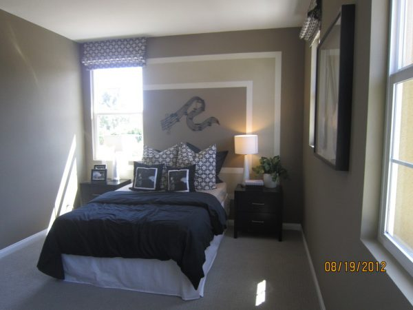 bedroom decorating ideas and designs Remodels Photos My Designer Touch Irvine California United States traditional-bathroom