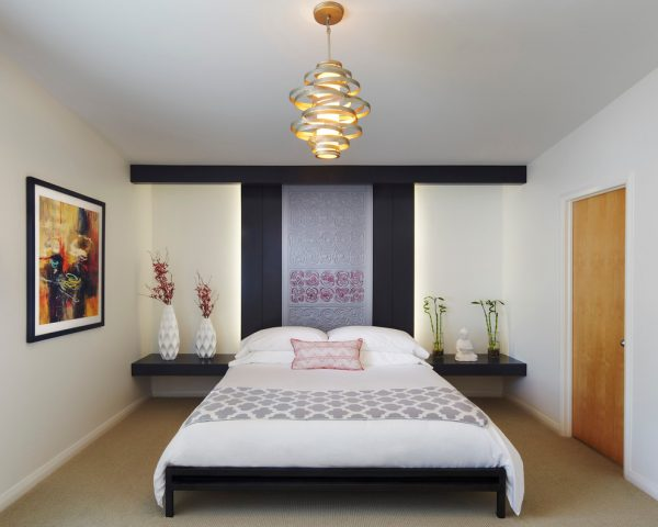 bedroom decorating ideas and designs Remodels Photos NXG Studio North Palm Beach Florida United States asian-bedroom