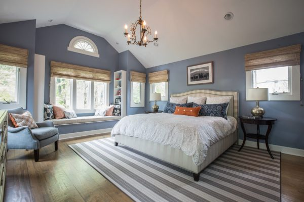 bedroom decorating ideas and designs Remodels Photos Neela Woodard Design, LLC Burbank California United States eclectic-bedroom