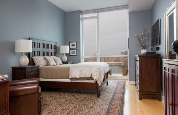 bedroom decorating ideas and designs Remodels Photos Neela Woodard Design, LLC Burbank California United States transitional-bedroom