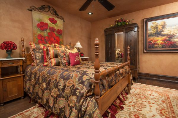 bedroom decorating ideas and designs Remodels Photos Neely Design Associates Oklahoma United States traditional-bedroom-001